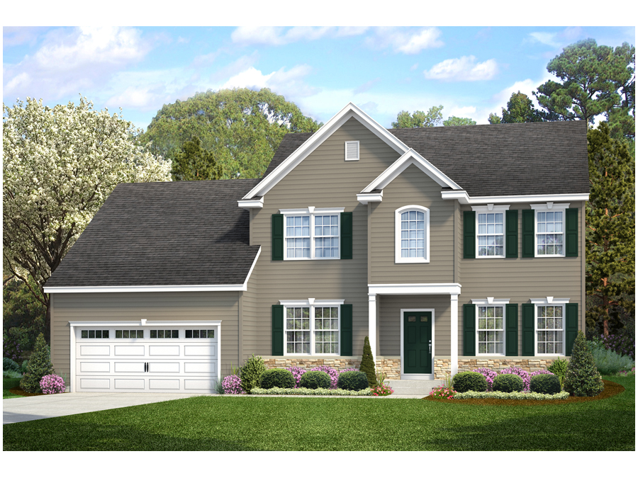 New Single Family Home in Guilderland, NY