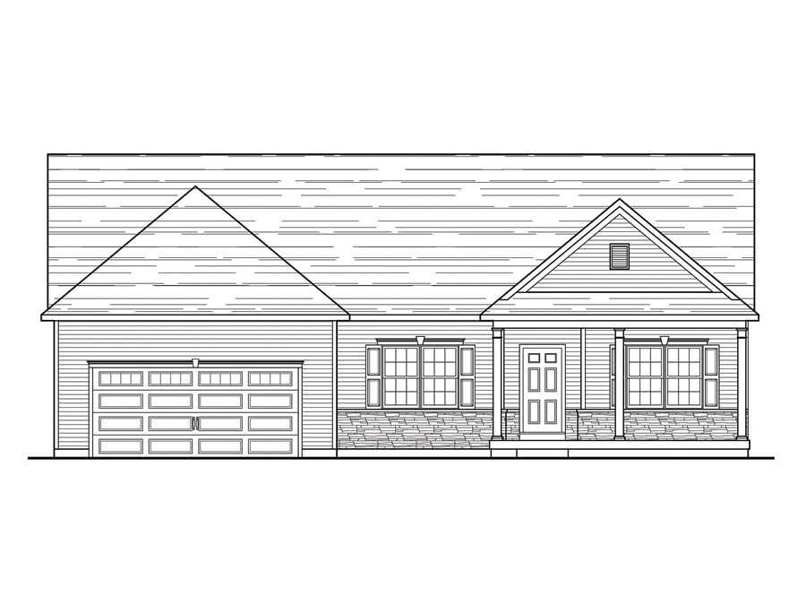New Homes for Sale in Glenmont, NY 12077 | The Linden at